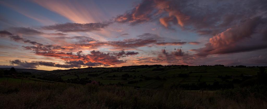 Oldfield Sunset
