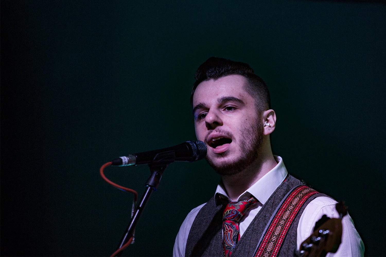 Danny Sapko, Nervous 'Orse