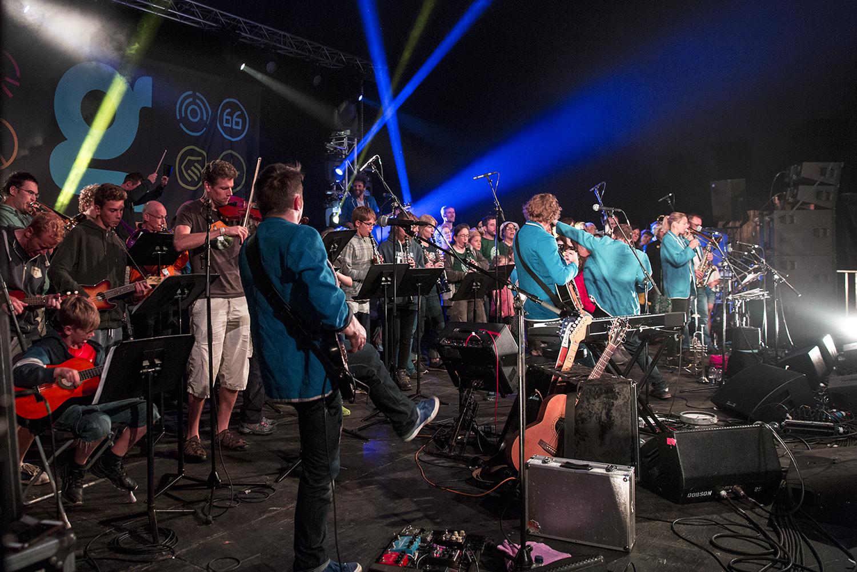 Hope and Social, Greenbelt Festival 2016