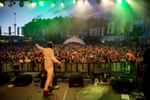 Dub Pistols, Main Stage, Beatherder Festival