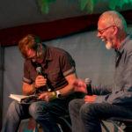 Bob Harris and Martyn Joseph, Greenbelt Festival 2016