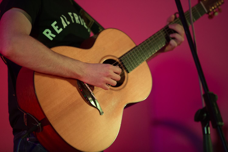 Luke Hirst Guitar